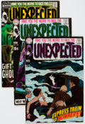 Bronze Age (1970-1979):Horror, Unexpected Group of 10 (DC, 1969-72) Condition: Average VF....(Total: 10 Comic Books)
