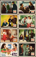 "Movie Posters:Comedy, Miracle on 34th Street (20th Century Fox, 1947). Lobby Card Set of8 (11"" X 14"").. ... (Total: 8 Items)"