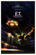 "Movie Posters:Science Fiction, E.T. The Extra-Terrestrial (Universal, 1982). One Sheet (27.25"" X40.5"") Advance Style.. ..."