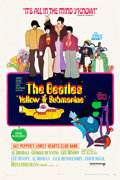 "Movie Posters:Animation, Yellow Submarine (United Artists, 1968). One Sheet (27.25"" X 41"")....."
