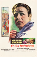 "Movie Posters:Academy Award Winners, On the Waterfront (Columbia, 1954). One Sheet (27"" X 41.25"").. ..."