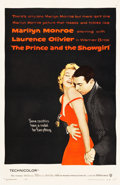 "Movie Posters:Romance, The Prince and the Showgirl (Warner Brothers, 1957). One Sheet (27""X 41.25"").. ..."