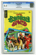 Bronze Age (1970-1979):Humor, Banana Splits #3 File Copy (Gold Key, 1970) CGC VF 8.0 Off-whitepages. Photo cover. Overstreet 2006 VF 8.0 value = $55. CGC...