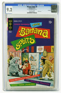 Bronze Age (1970-1979):Humor, Banana Splits #8 File Copy (Gold Key, 1971) CGC NM- 9.2 Off-white pages. Photo cover. Overstreet 2006 NM- 9.2 value = $110. ...