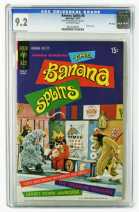 Banana Splits #8 File Copy (Gold Key, 1971) CGC NM- 9.2 Off-white pages. Photo cover. Overstreet 2006 NM- 9.2 value = $1...