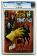 Bronze Age (1970-1979):Horror, Dark Shadows #12 File Copy (Gold Key, 1972) CGC NM- 9.2. Joe Certaart. Painted cover. Overstreet 2006 NM- 9.2 value = $70. ...