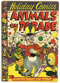Golden Age (1938-1955):Funny Animal, Holiday Comics #2 (Star Publications, 1951) Condition: GD/VG.Classic L. B. Cole cover. Overstreet 2006 GD 2.0 value = $40; ...