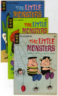 Bronze Age (1970-1979):Humor, Little Monsters Group (Gold Key, 1965-71) Condition: Average NM-. This group is a box of 99 Little Monsters comics and i...