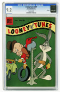 Silver Age (1956-1969):Cartoon Character, Looney Tunes and Merrie Melodies Comics #209 File Copy (Dell, 1959) CGC NM- 9.2 Off-white pages. Overstreet 2006 NM- 9.2 val...