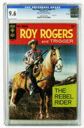 Silver Age (1956-1969):Western, Roy Rogers and Trigger #1 File Copy (Gold Key, 1967) CGC NM+ 9.6 Off-white to white pages. Photo cover. Overstreet 2006 NM- ...