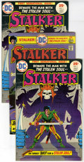 Bronze Age (1970-1979):Miscellaneous, Stalker #1 and 2 Group (DC, 1975) Condition: Average FN/VF. Thisgroup is comprised of Stalker #1 (twelve copies -- orig... (Total:20)