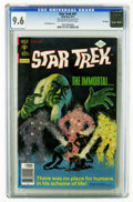 Bronze Age (1970-1979):Science Fiction, Star Trek #47 File Copy (Gold Key, 1977) CGC NM+ 9.6 Off-white to white pages. Painted cover. Al McWilliams art. Overstreet ...