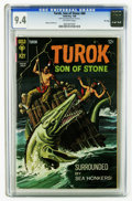 Silver Age (1956-1969):Superhero, Turok #60 File Copy (Gold Key, 1968) CGC NM 9.4 Off-white pages. Painted cover. Alberto Giolitti art. Overstreet 2006 NM- 9....