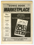 Magazines:Fanzine, Comic Book Marketplace #2 (Gary Carter, 1991). Offered here is a hard to find copy of The Comic Book Market place #2 in ...