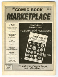 Comic Book Marketplace #2 (Gary Carter, 1991). Offered here is a hard to find copy of The Comic Book Market place #2 in...
