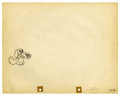 "Animation Art, Walt Disney Studios - ""Puppy Love"" Animation Production DrawingOriginal Art (Disney, 1933). Love is in the air, in this lov..."