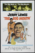 "The Big Mouth (Columbia, 1967). One Sheet (27"" X 41""). Comedy. Directed by Jerry Lewis. Starring Lewis, Harold..."
