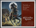 "Movie Posters:Adventure, The Black Stallion Returns (MGM/UA, 1983). Half Sheet (22"" X 28"").Adventure. Directed by Robert Dalva. Starring Kelly Reno,..."