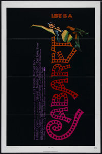 "Cabaret (United Artists, 1972). One Sheet (27"" X 41""). Musical Drama. Directed by Bob Fosse. Starring Liza Min..."