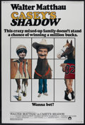 "Movie Posters:Sports, Casey's Shadow (Columbia, 1978). Poster (40"" X 60""). Sports Drama. Directed by Martin Ritt and Raymond Stark. Starring Walte..."