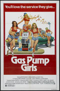 """Movie Posters:Bad Girl, Gas Pump Girls (Cannon, 1979). One Sheet (27"""" X 41""""). Comedy.Directed by Joel Bender and Dennis Bowen. Starring Kirsten Bak..."""