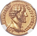 Ancients:Roman Imperial, Ancients: Antoninus Pius (AD 138-161). AV aureus (20mm, 6.77 gm,6h)....