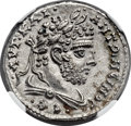 Ancients:Roman Provincial , Ancients: SYRIA. Laodicea ad Mare. Caracalla (AD 198-217). ARtetradrachm (27mm, 13.92 gm, 12h)....