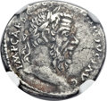 Ancients:Roman Imperial, Ancients: Pescennius Niger, usurper in the East (AD 193-194). ARdenarius (18mm, 2.78 gm, 6h)....