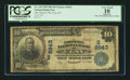 National Bank Notes:Kentucky, Clay, KY - $10 1902 Date Back Fr. 618 The Farmers NB Ch. # (S)8943....