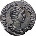 Ancients:Roman Imperial, Ancients: Julia Mamaea, mother of Severus Alexander (Augusta, AD222-235). Æ sestertius (30mm, 20.47 gm, 1h)....