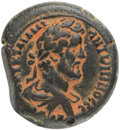 Ancients:Roman Provincial , Ancients: EGYPT. Alexandria. Antoninus Pius (AD 138-161). Æ drachm(32mm, 22.38 gm, 12h)....