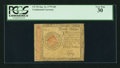 Colonial Notes:Continental Congress Issues, Continental Currency January 14, 1779 $20 PCGS Very Fine 30.. ...