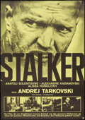 "Movie Posters:Science Fiction, Stalker (Mosfilm, 1979). Swiss Poster (26.75"" X 38.25""). ScienceFiction.. ..."