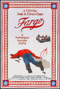 "Movie Posters:Crime, Fargo (Gramercy, 1996). One Sheet (27"" X 40"") SS. Crime.. ..."