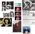 Music Memorabilia:Memorabilia, Beatles - A Group of George Harrison Solo Years Material (UK, US,and Germany,1970s and 1980s)....