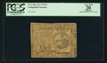 Colonial Notes:Continental Congress Issues, Continental Currency May 10, 1775 $2 PCGS Apparent Very Fine 20.....