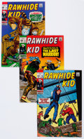 Bronze Age (1970-1979):Western, Rawhide Kid Group of 22 (Marvel, 1969-73) Condition: VF/NM.... (Total: 22 Comic Books)