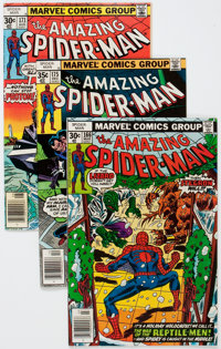 The Amazing Spider-Man Box Lot (Marvel, 1977-98) Condition: Average NM-.... (Total: 4 Box Lots)
