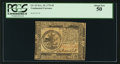Colonial Notes:Continental Congress Issues, Continental Currency November 29, 1775 $5 PCGS About New 50.. ...