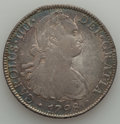Mexico, Mexico: Charles IV Pair of 8 Reales 1798 1807,... (Total: 2 coins)