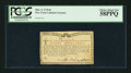 Colonial Notes:New York, New York March 5 , 1776 (Water Works) 8s PCGS Choice About New58PPQ.. ...