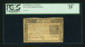 Colonial Notes:New York, New York March 5, 1776 $1/2 PCGS Very Fine 25.. ...