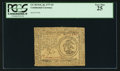 Colonial Notes:Continental Congress Issues, Continental Currency February 26, 1777 $3 PCGS Very Fine 25.. ...