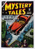 Golden Age (1938-1955):Horror, Mystery Tales #22 (Atlas, 1954) Condition: VG/FN....
