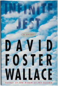 David Foster Wallace. Infinite Jest. Boston: Little, Brown and Company, [1996]