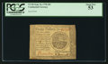 Colonial Notes:Continental Congress Issues, Continental Currency September 26, 1778 $20 PCGS About New 53.. ...