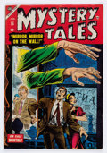 Golden Age (1938-1955):Horror, Mystery Tales #25 (Atlas, 1955) Condition: VG/FN....