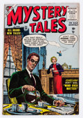 Golden Age (1938-1955):Horror, Mystery Tales #29 (Atlas, 1955) Condition: VG+....