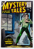 Golden Age (1938-1955):Horror, Mystery Tales #34 (Atlas, 1955) Condition: FN-....