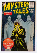Golden Age (1938-1955):Horror, Mystery Tales #39 (Atlas, 1956) Condition: VG/FN....